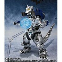 S.H.MonsterArts Godzilla MECHAGODZILLA MFS-3 KIRYU SHINAGAWA FINAL BATTLE BANDAI