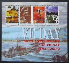 Niue 2005 60th Anniv of VE Day Set. MNH.