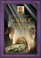 Charlton Heston Presents The Bible Jesus of Nazareth DVD Movies Region 4