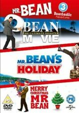 Three Beantastic Adventures Bean The Ultimate Disaster Movie Mr Bean S Holid