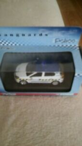 Corgi police cars 1:43
