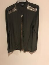 Guess by marciano Sequence Detail Shirt Brand New With Tags