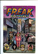 1976 Fabulous Furry Freak Brothers #4 UK printing VG+ 4.5 Gilbert Shelton