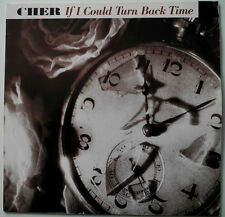 """12"""" EU**CHER - IF I COULD TURN BACK TIME (GEFFEN RECORDS '89)***19503"""