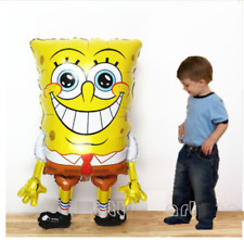 SpongeBob Balloons Hot Aluminium Foil Balloon 100X65 CM Inflatable Kids Helium