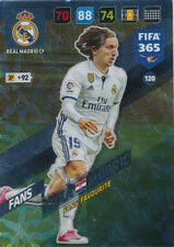 Fifa 365 Cards 2018 - 120 - Luka Modric - Real Madrid CF - Fans
