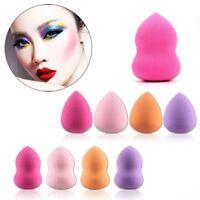 4X  Beauty Makeup Blender Foundation Puff Multi Shape Sponges Sell