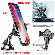 360° Gravity Car Truck Mount Holder Cradle For Phone GPS Device Universal