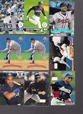 Lot of 25, All are Stadium Club 1st Day Issue or matrix W/ Stars Prince Fielder