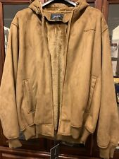 Sean John Men's Hooded Jacket W Faux Fur Lining NWT