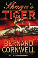 Sharpe's Tiger: The Siege of Seringapatam, 1799... by Cornwell, Bernard Hardback