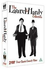 DVD:THE LAUREL AND HARDY COLLECTION - NEW Region 2 UK