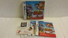 Jeu Vidéo Mario Vs Donkey Kong Pagaille à Mini-Land DS LITE DSI XL 3DS Nintendo