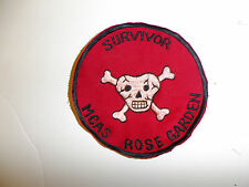 b8992 USMC Vietnam Rose Garden Nam Phong Thailand Survivor MCAS red tint R7B
