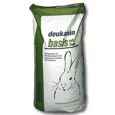 Deukanin Basis Kaninchenfutter m. Cocc 25 kg Hasenfutter Nagerfutter Aufzucht