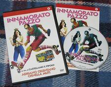 Innamorato pazzo - Adriano Celentano; Ornella Muti (DVD; 1981) *VENDITA*.