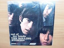 Rolling Stones - Out Of Our Heads, Mono LP w/ Shrink Wrap London LL-3429