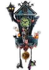 Tim Burton's The Nightmare Before Christmas Cuckoo Clock by Bradford Exchange