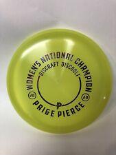Discraft Cryztal Glo Fierce Paige Pierce �173g Limited Putter Ships⚡�Fast