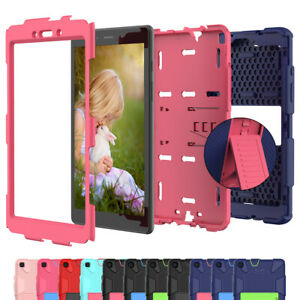 For Samsung Galaxy Tab A 8.0 T290 10.1 T510 2019 Hybrid Rubber Rugged Case Cover