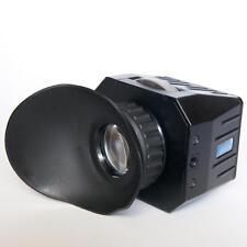 """SEAGULL Mirino LCD 3"""" per DSLR Video HD si adatta Canon Nikon Sony ecc."""