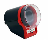 Diplomat 12-Setting Single Automatic Watch Winder Red Black
