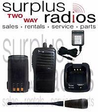 Used Icom F4011 42 Rc 4W Uhf 16Ch 450-512Mhz Radio Police Fire Ems Racing