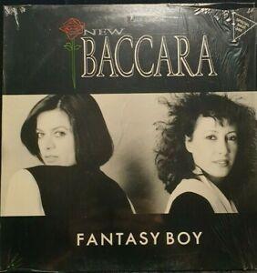"""New Baccara:Fantasy Boy 12"""" Italo Euro Disco"""