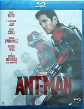 Ant-Man Marvel Blu-ray Dvd Sigillato