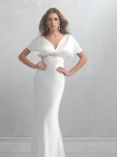 Vestido de boda impresionante sexy Madison James MJ16 tamaño de Reino Unido 12