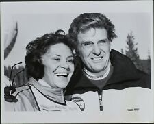 Baroness Philippine de Rothchild, Robert Stack (American Actor) ORIGINAL PHOTO