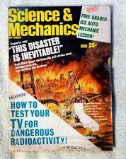 SCIENCE AND MECHANICS MAGAZINE September 1968