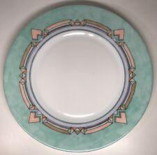 Lot1 De 6 Petites Assiettes Plates Vintage Mint Arcopal France Esso D 19,5 Cm