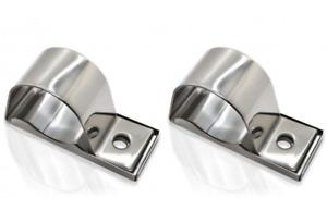 Stainless Steel Spot Light Brackets - 60mm