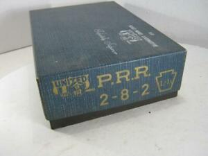 HO Brass United Scale Models 2-8-2 Pennsylvania