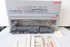 Digital Märklin HO/AC 3701 Dampf Lok BR 53 002 DB Borsig (DQ/12-155R7/13)