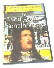 DVD LE BOURGEOIS GENTILHOMME D APRES LIVRE PIECE DE THEATRE DE MOLIERE