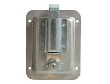 Buyers Products L3885 Stainless Steel Single Point Locking Paddle Latch -