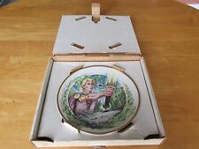 Legends of Camelot Decorated by Pickard Collector Plate: The Sword in the Stone