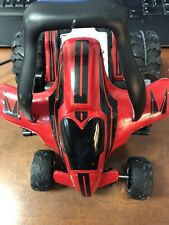 The Black Series Radio Controlled Street Savage - RED