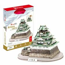 3D solid puzzle Osaka Castle MC175h