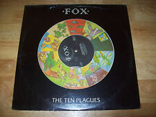 """RARE Fox UK IMPORT SEALED 12"""" The Ten Plagues EXTENDED Revenue Roll EXTENDED SS"""