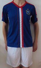 WM Niños Camiseta Camiseta De Niño Francia talla 134/140