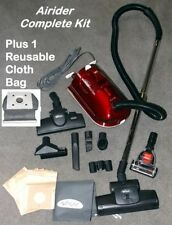 KIRBY ELECTROLUX SHARK DYSON CANISTER VACUUM CLEANER*SEE THE VIDEO! 1 OF A KIND*