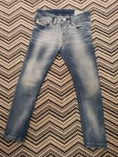 Authentic Diesel Boys Skinny Jeans Sleenker K Faded Size 4y