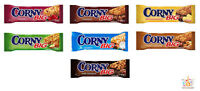 CORNY BIG Breakfast Cereal Bars Variety 50g 1.8oz