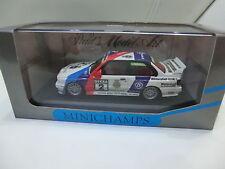 BMW M3 E30 1:43 DTM Schnitzer,Original BMW Teile #2, Giroix MINICHAMPS  NEU OVP