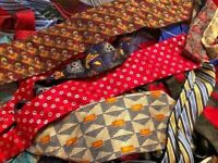 Lot 50 Pcs Mens Neckties Quilting Cutter Wholesale Best Bulk Tie Lots Free Ship