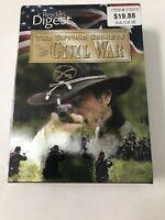The Untold Secrets of the Civil War (DVD, 2011, 6-Disc Set), NEW Sealed