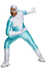 Brand New The Incredibles 2 Frozone Deluxe Adult Costume